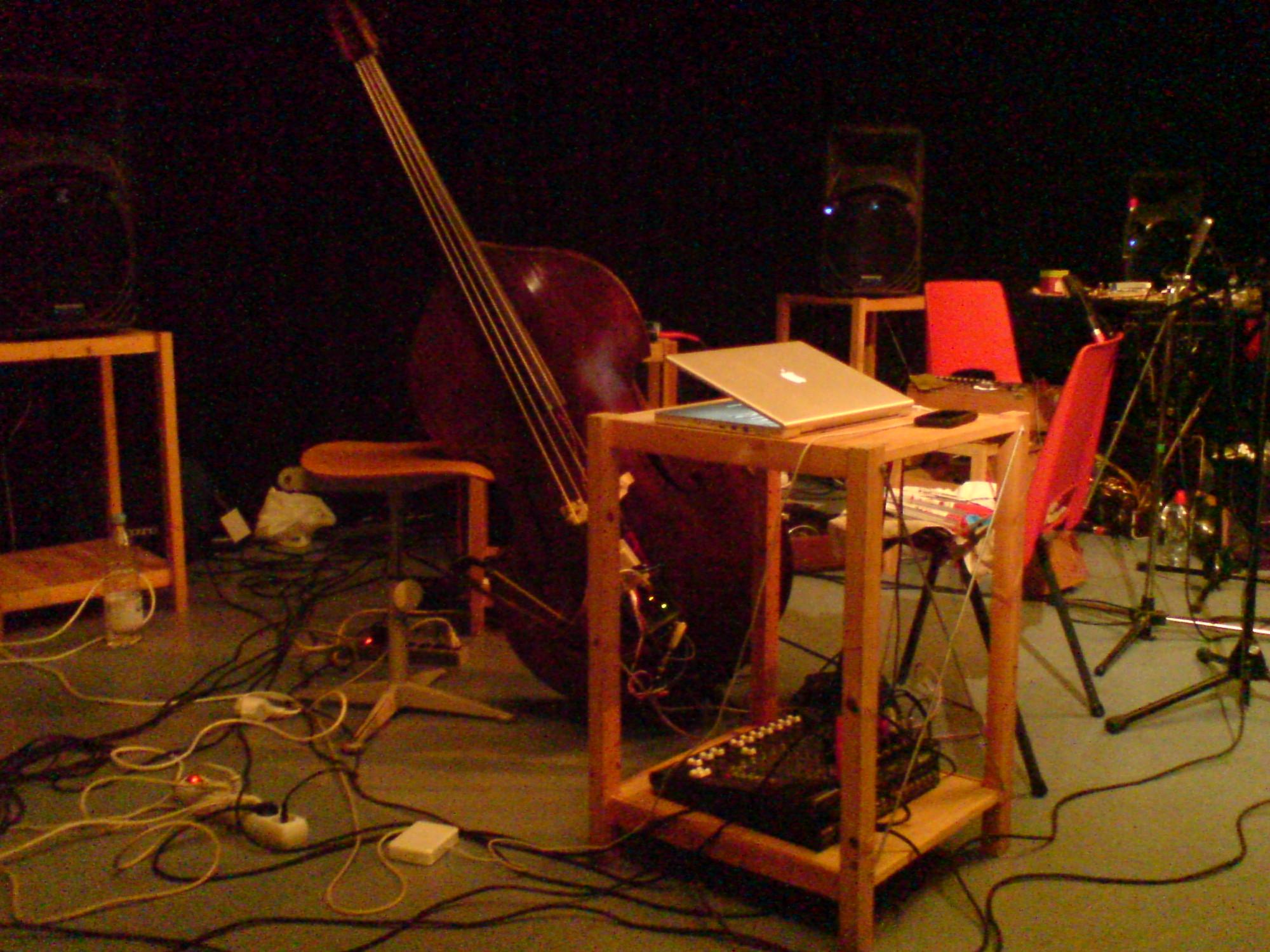 Instrumenten van Mawja